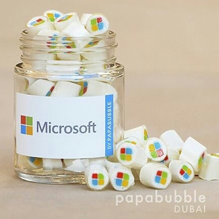 papabubble microsoft