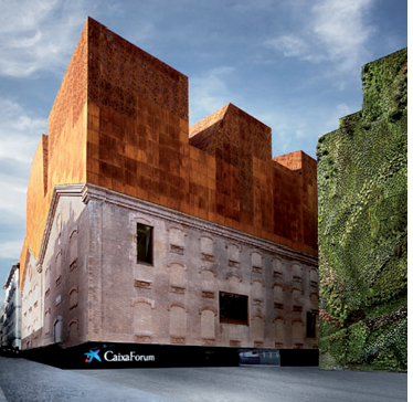 Museo CaixaForum Madrid
