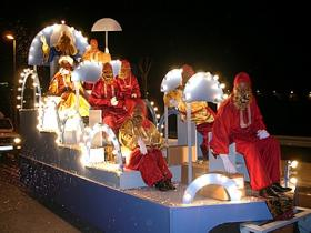 Reyes Magos en Barcelona